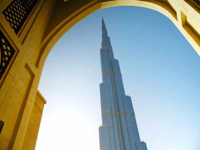 The Burj Khalifa | © stingerpk/Flickr