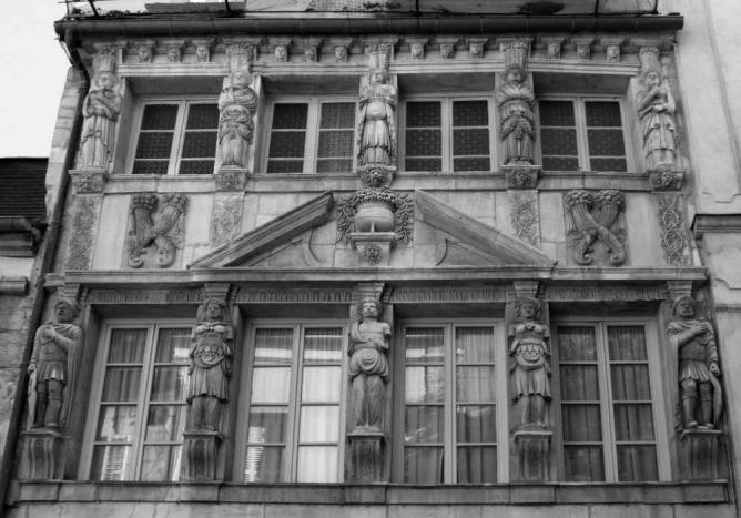 Maison des Cariatides | © Christophe.Finot/Wikicommons
