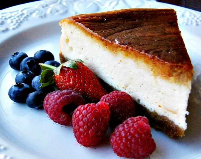 Baked Cheesecake | © zingyyellow...!/Flickr