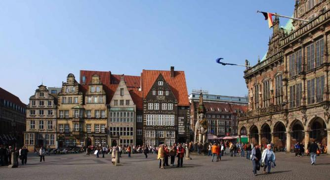 The top things to do and see in bremen 39 s old town for 5 seasons designhotel bremen