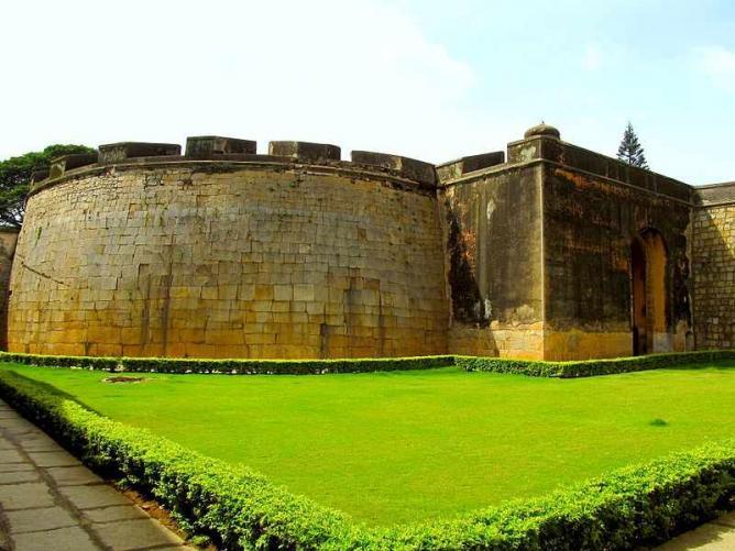 Tipu Sultan Fort| © Dushyant Naresh/WikiCommons