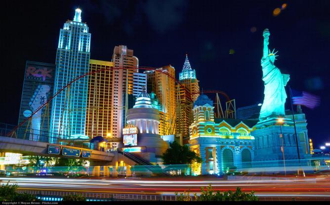 Las Vegas | © Moyan Brenn/Flickr