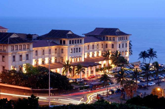 2 Galle Road Colombo Sri Lanka 94 11 541010