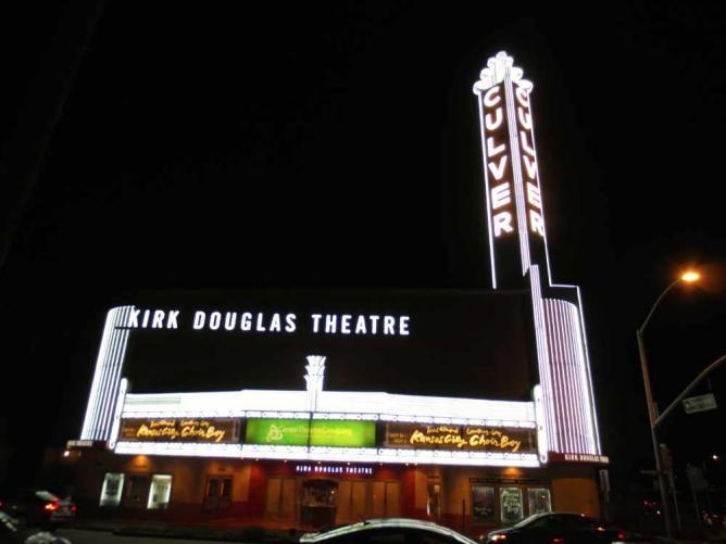 Kirk Douglas Theatre | © Sara Rosenthal