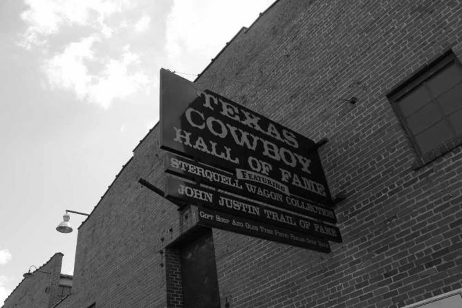 Texas Cowboy Hall of Fame, Fort Worth, Texas