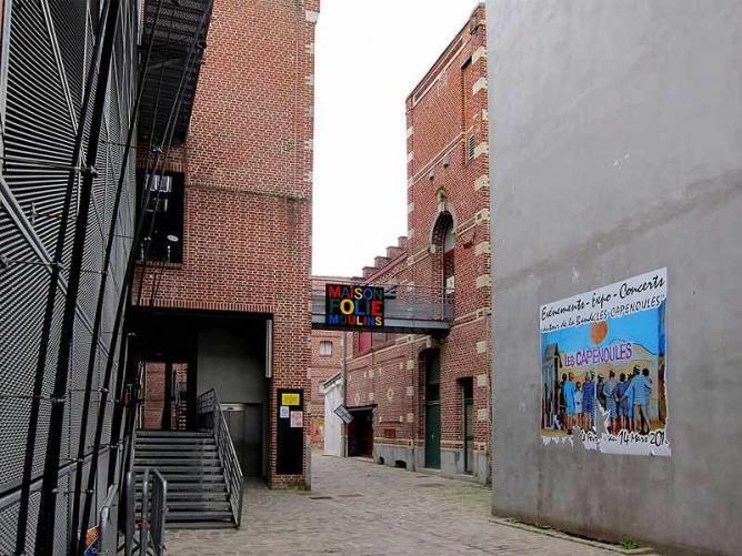 La maison folie de Moulins à Lille (Nord)   © Velvet/WikiCommons