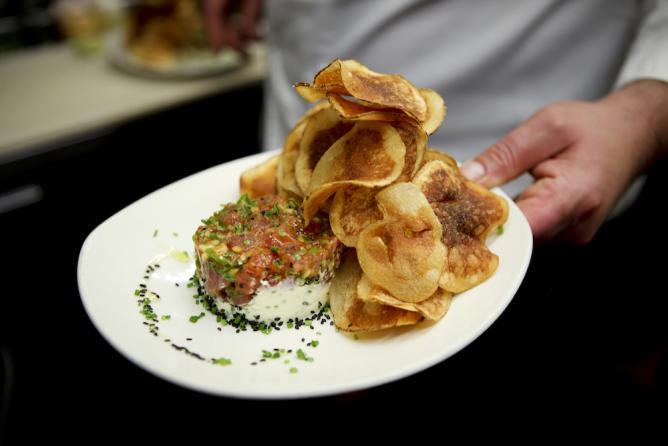 Signature dish | Courtesy of The Blue Ox