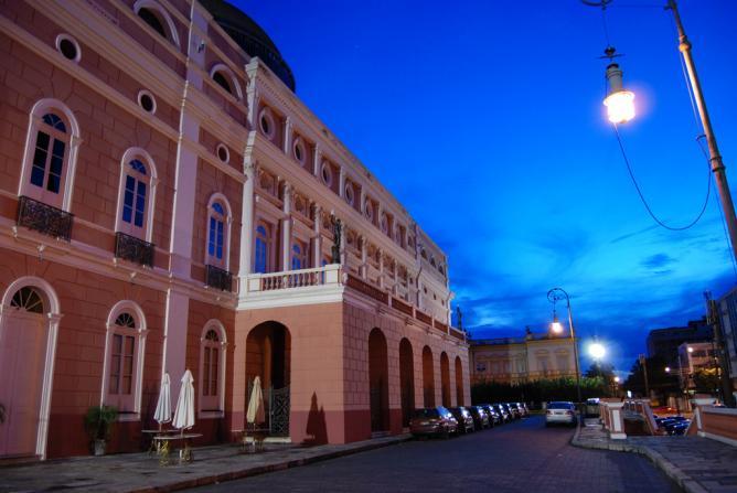 Teatro Amazonas I © A C Moraes/Flickr