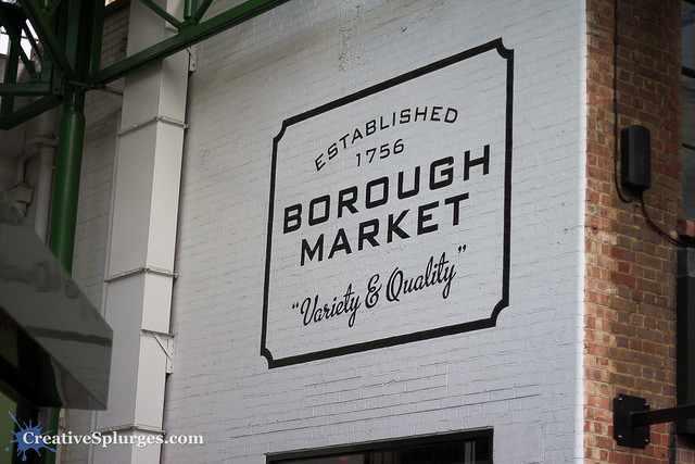 Borough Market © Rob Howard /Flickr
