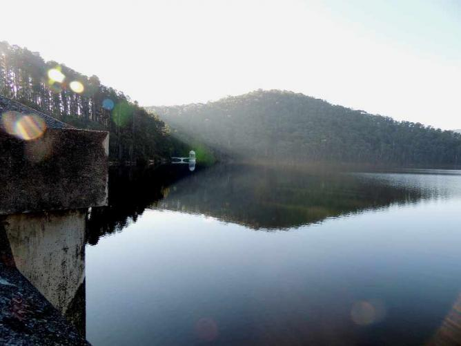 Maroondah Reservoir | © PsJeremy/Flickr