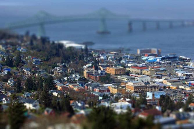 Astoria, OR | © Ian Sane/Flickr