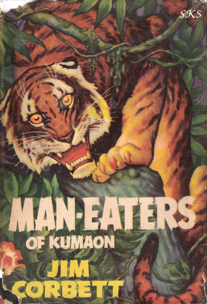 Man-Eaters Of Kumaon | © Oxford University Press
