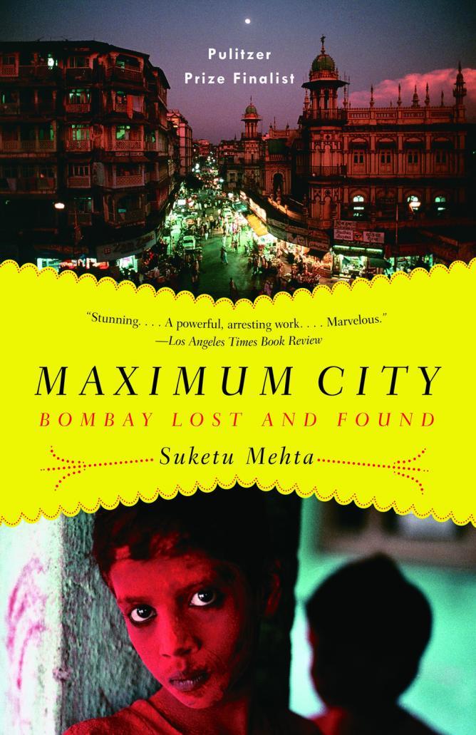 Maximum City | © Penguin Books India