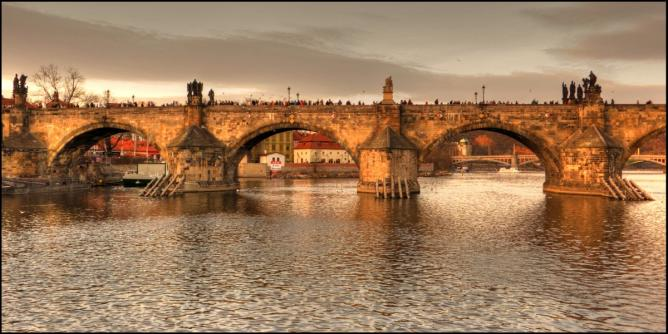 Charle's Bridge | © Guillén Pérez/Flickr