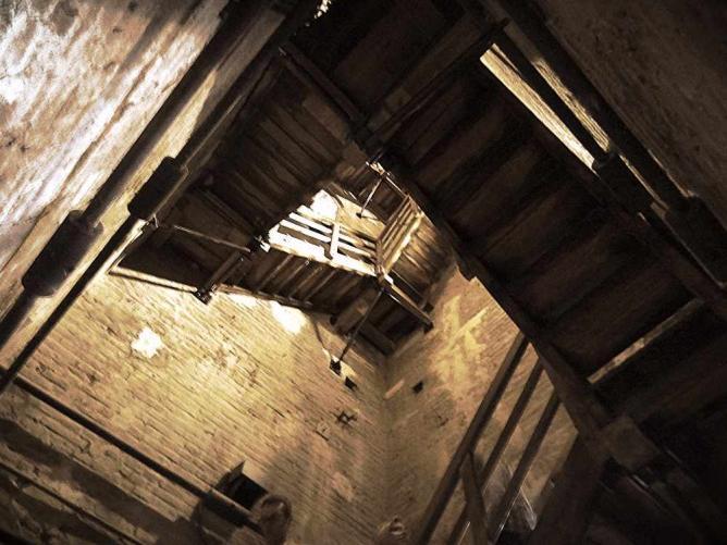 Dalla Torre degli Asinelli - Bologna - Italy