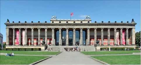 Altes Museum   @ Jean-Pierre Dalbéra/Wikimedia