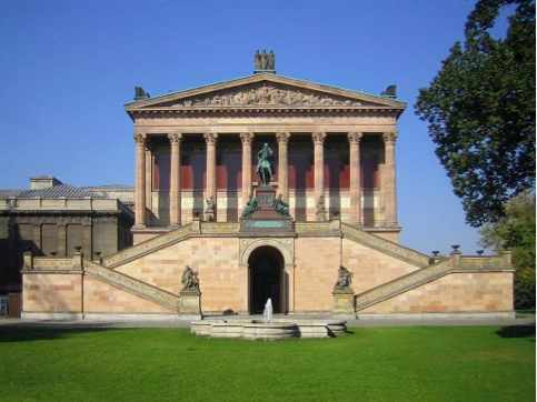 Alte Nationalgalerie     @ Manfred Brückels/Wikipedia