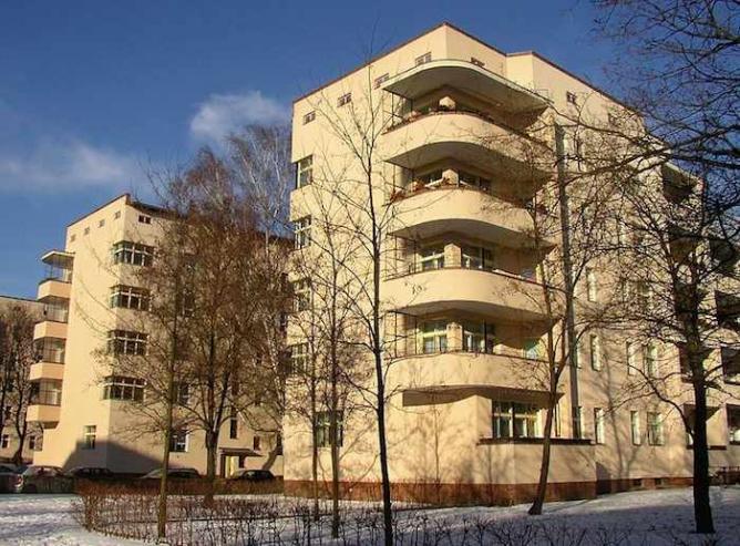 Carl Legien Housing Estate   @Doris Antony/Wikimedia