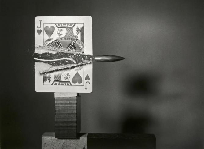 Courtesy of Beetles + Huxley/Osborne Samuel © Harold Edgerton