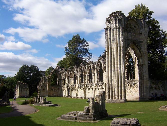 St.Mary's Abbey | © Kaly99/WikiCommons