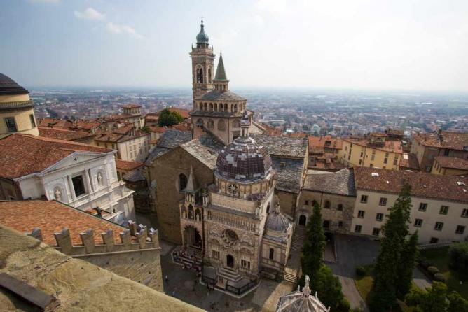 Santa Maria Maggiore, Cappella Colleoni | © Alex/Flickr