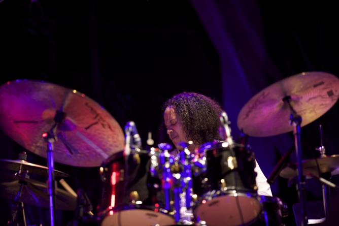 Terri Lyne Carrington | © jikatu/Flickr