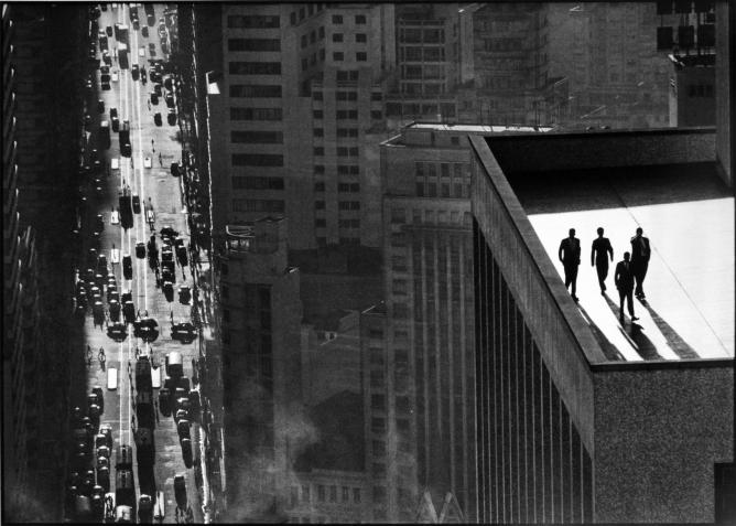 Courtesy of Beetles + Huxley/Osborne Samuel © René Burri