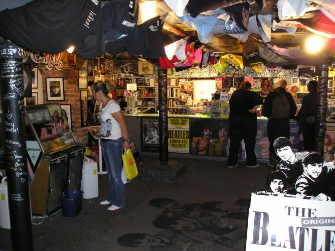 Top 10 Quirky Shops In Liverpool