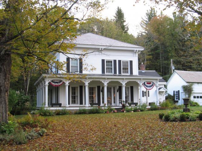 East Dorset, Vermont | © Doug Kerr/Flickr