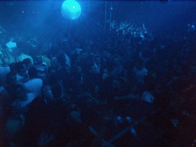 nightclub tel aviv