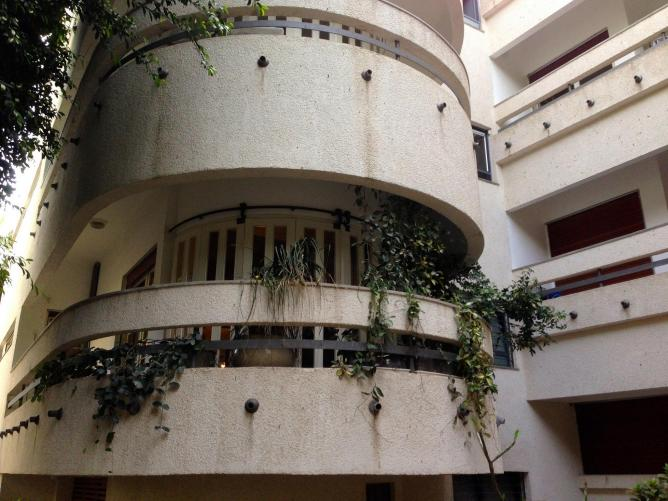 the five best bauhaus buildings in tel aviv