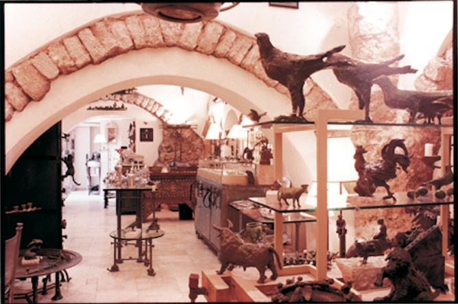 ilana goor museum shop jaffa judaica