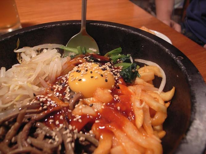 Bibimbap © yoppy/flickr