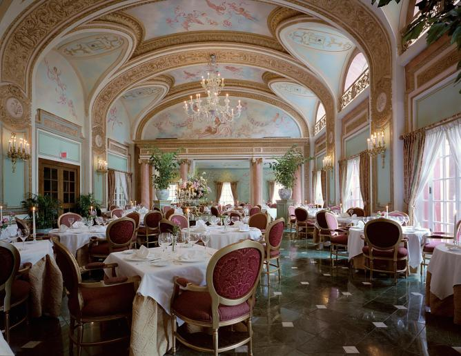 Dining room | Courtesy of The Adolphus Hotel
