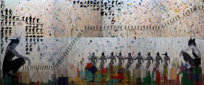 The Top 10 Egyptian Contemporary Artists