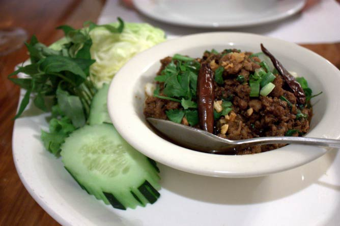 Northern larb | © Krista/Flickr