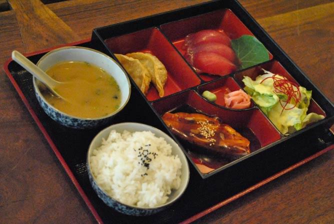 Bento | Courtesy of Osaka Sushi & Izakaya