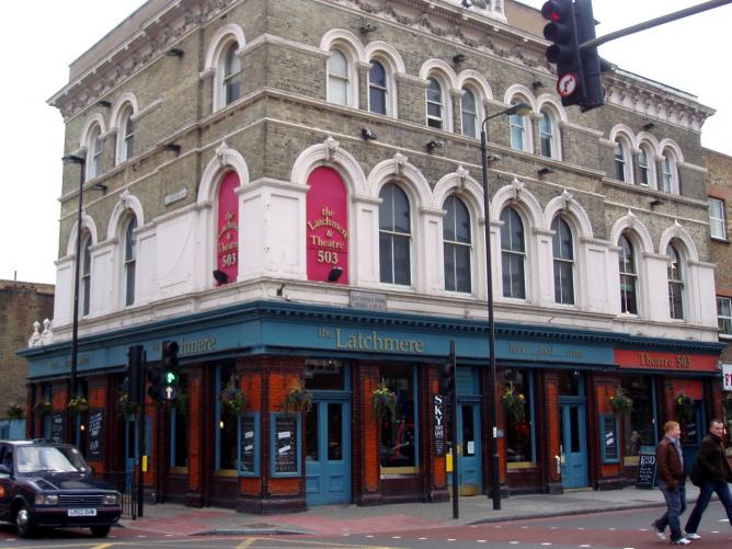 The Latchmere Pub & Theatre 503