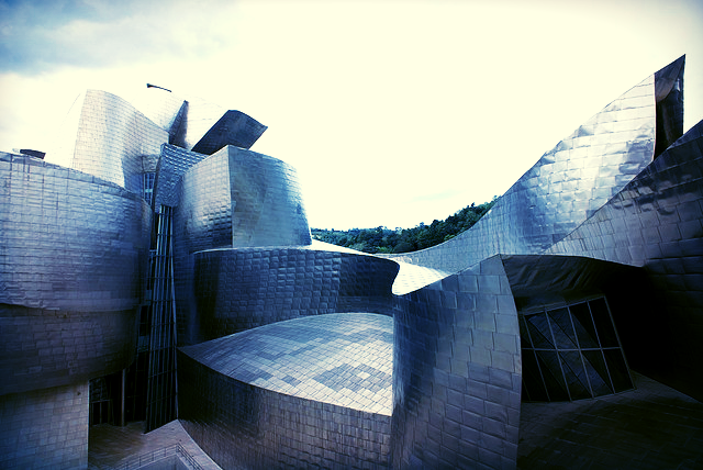 The Guggenheim Museum, Bilbao | © Senhormario/Flickr