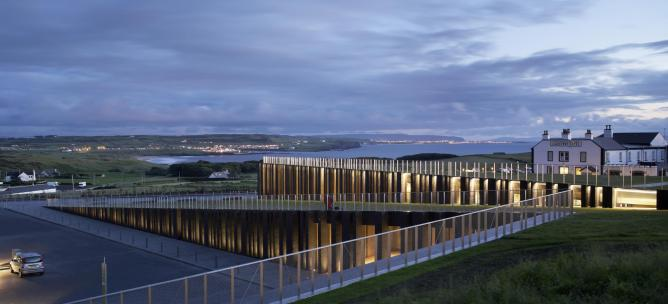 Giant's Causeway Visitors' Centre