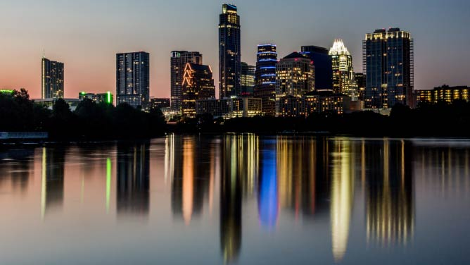 Austin, Texas Skyline | (C) Argash/Flickr