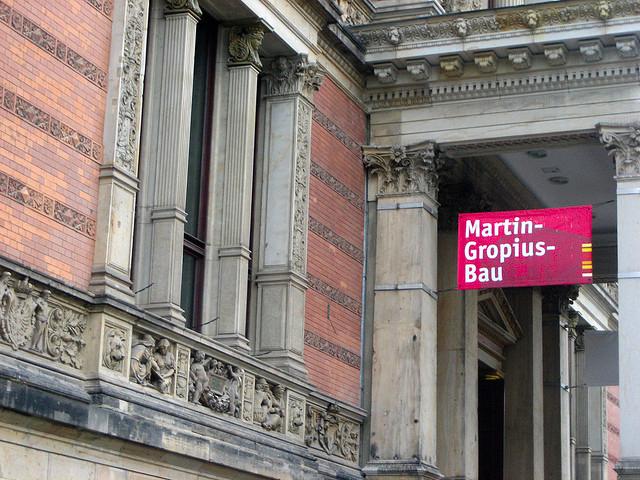 Martin-Gropius-Bau building | © Karen Horton/Flickr