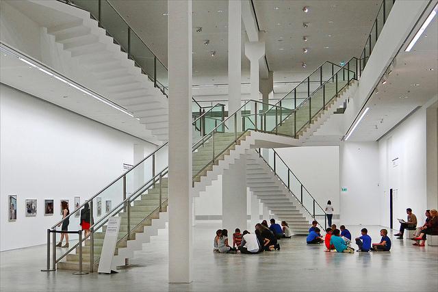 Berlinische Galerie interior | © Jean-Pierre Dalbéra/Flickr
