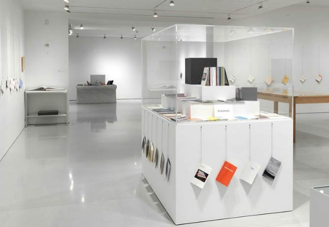 ABCED (2013) installation view at Gagosian Gallery, Madison Avenue, New York | © Paul Soulellis/WikiCommons
