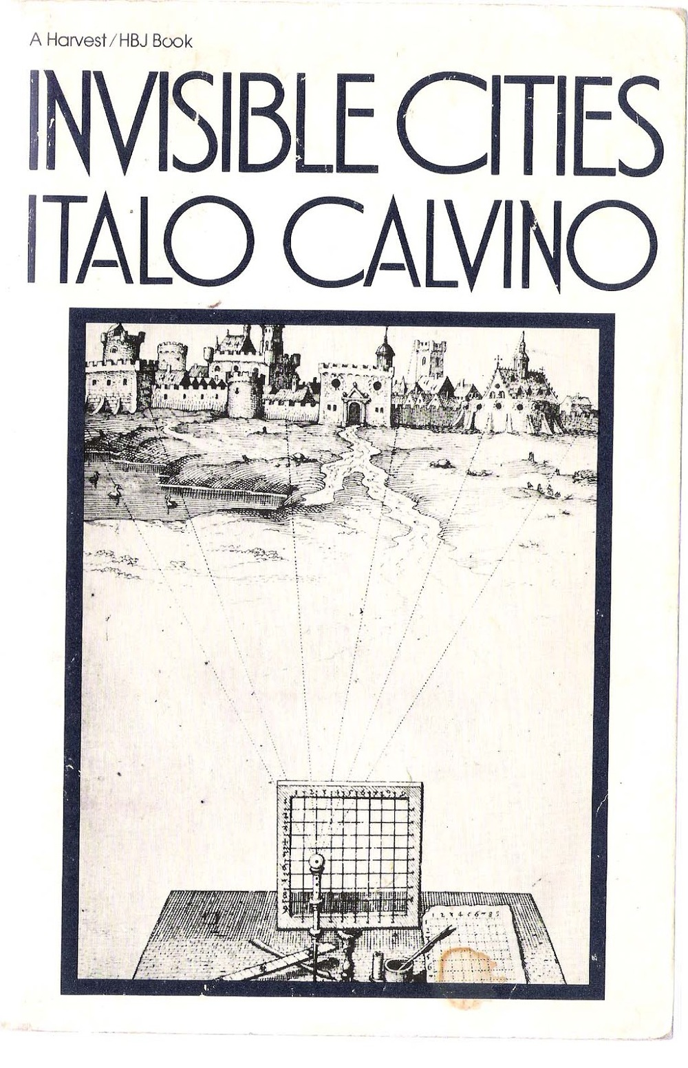 italo calvino s invisible cities Invisible cities by italo calvino, 9780099429838, available at book depository with free delivery worldwide.