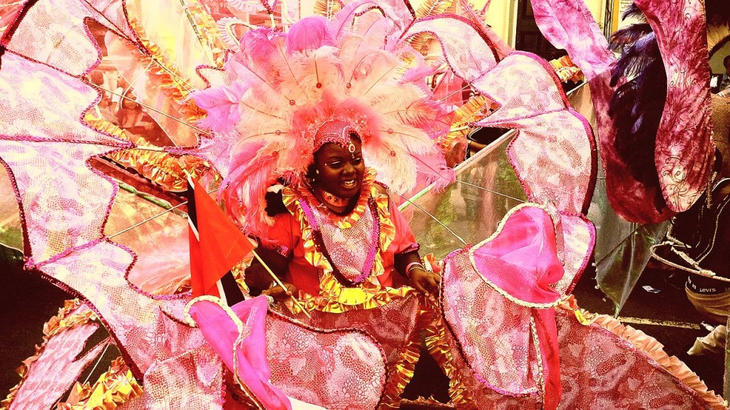 Notting Hill Carnival | © Romazur / WikiCommons