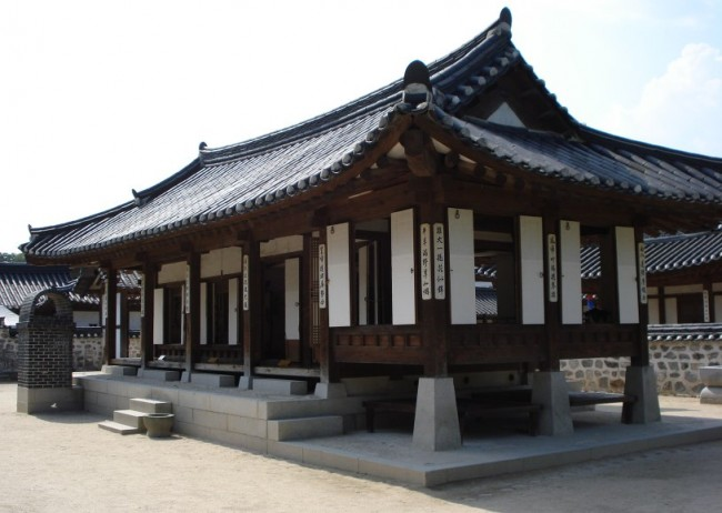Another Example of a Hanok | © Jtm71/WikiCommons