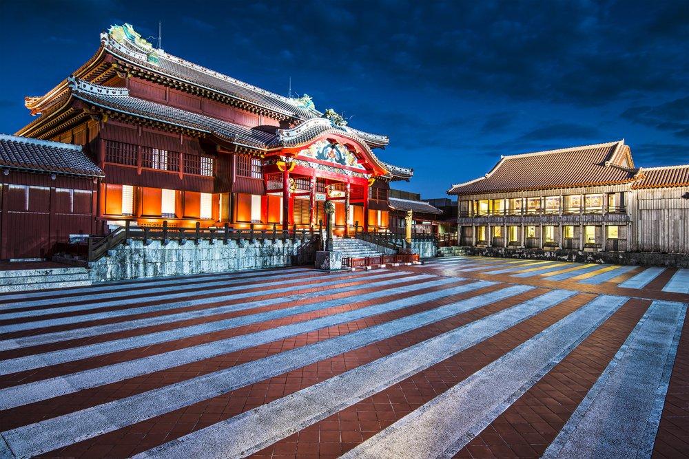 Shuri Castle in Okinawa, Japan ©Sean Pavone / Shutterstock