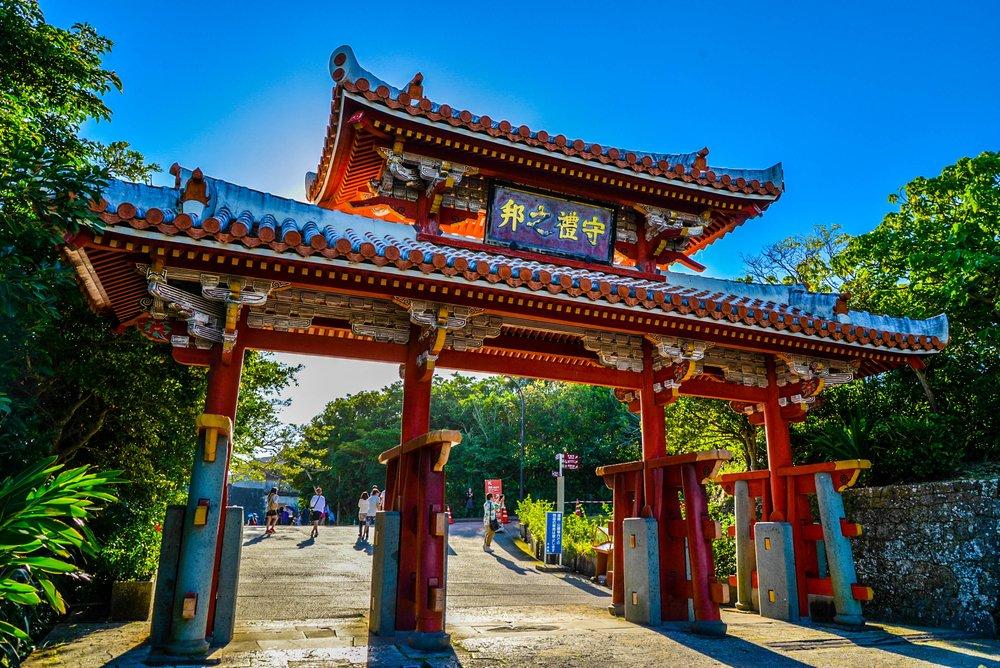 Shuri Castle Gate © jakavut patanapanlert / Shutterstock