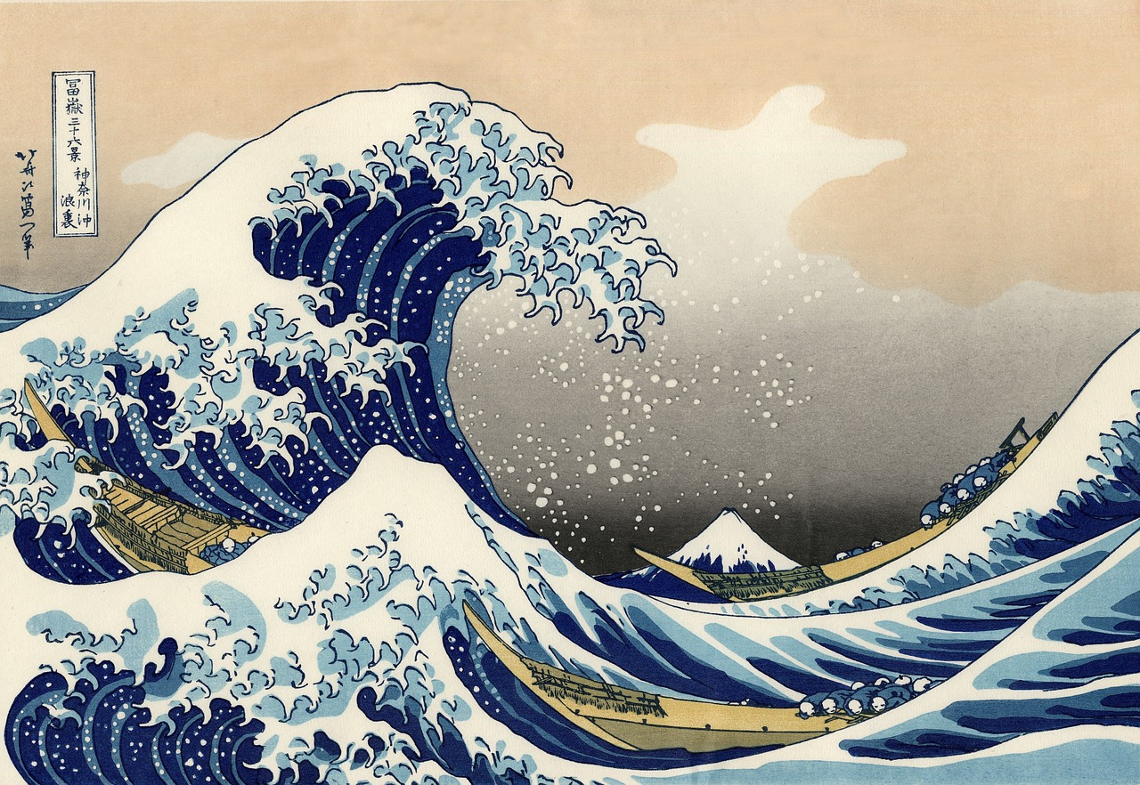 A Brief History Of 'The Great Wave': Japan's Most Famous Artwork